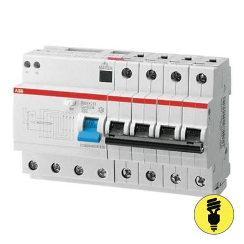 Дифференциальный автомат АВВ DS204 C63