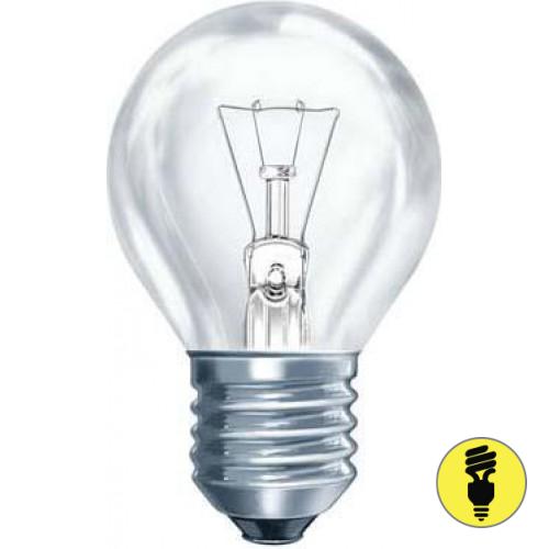 Лампа накаливания Е27 40 Вт шар