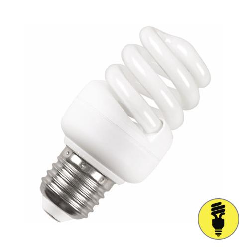 Лампа энергосберегающая Е27 40 Вт 2700К