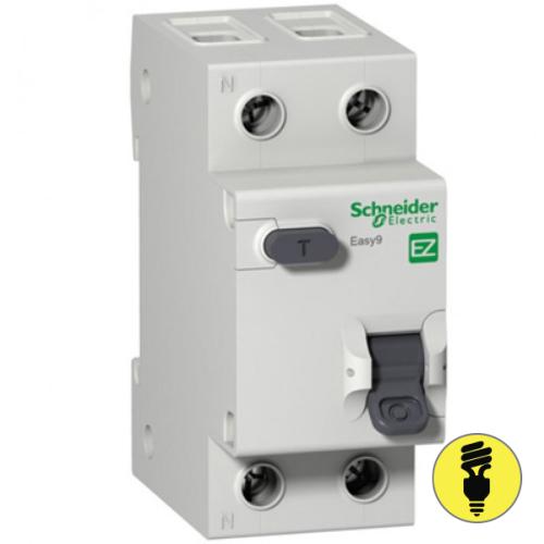 Дифференциальный автомат Schneider Electric 2P 10А