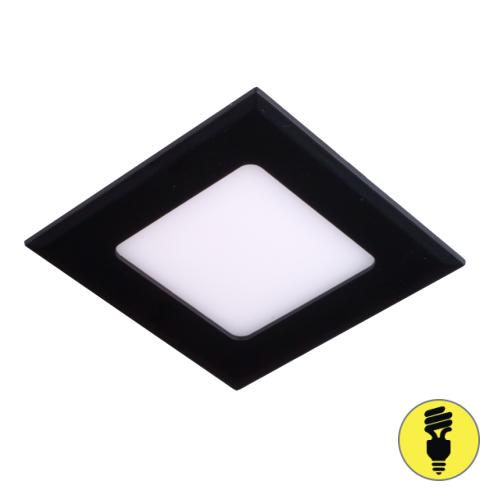 Светильник светодиодный Светкомплект DL-05 LED 5W BK 3000K