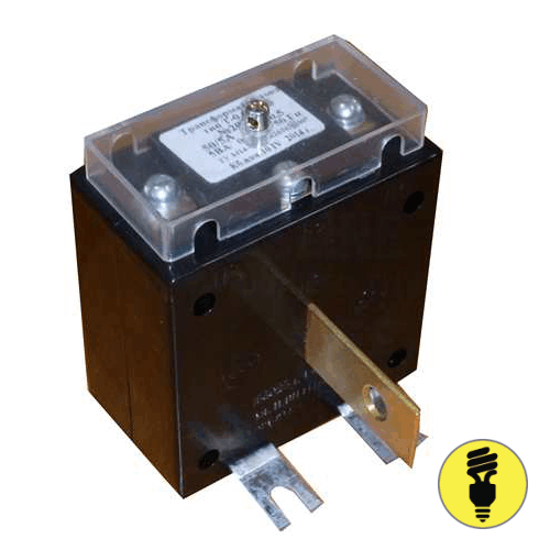 Трансформатор тока Т-0,66 УЗ 400/5А