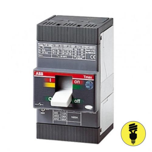 Автоматический выключатель АВВ, ХТ1В 160 TMD 50-500 3P F F