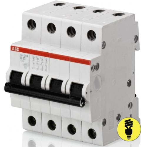Автоматический выключатель ABB SH204 C 20