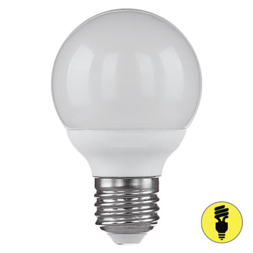 Светодиодная лампа Shine шар Е27 5Вт 4000К