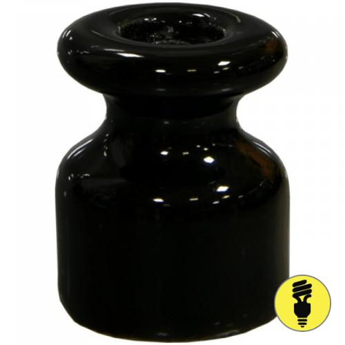 Изолятор керамический Черный