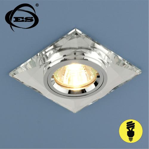 Точечный светильник Elektrostandard 8470 MR16 SL зеркальный/серебро