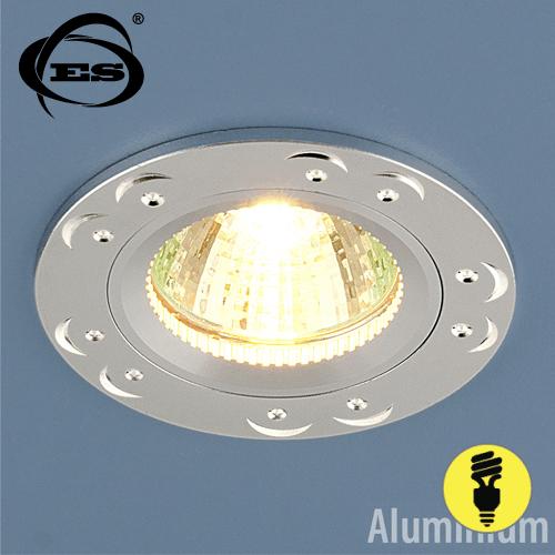 Точечный светильник Elektrostandard из алюминия 5805 MR16 SS сатин серебро