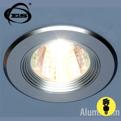 Точечный светильник Elektrostandard из алюминия 5501 MR16 SS сатин серебро