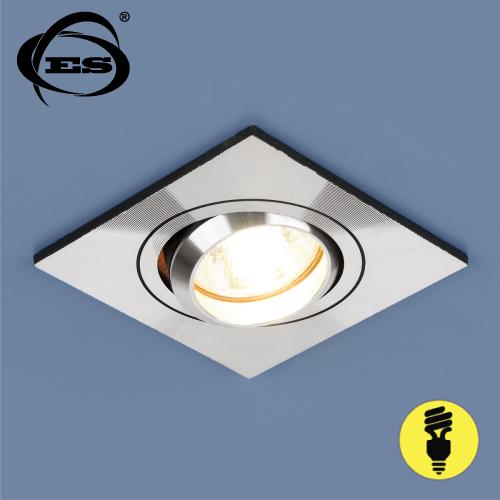 Точечный светильник Elektrostandard 5107 MR16 CH хром
