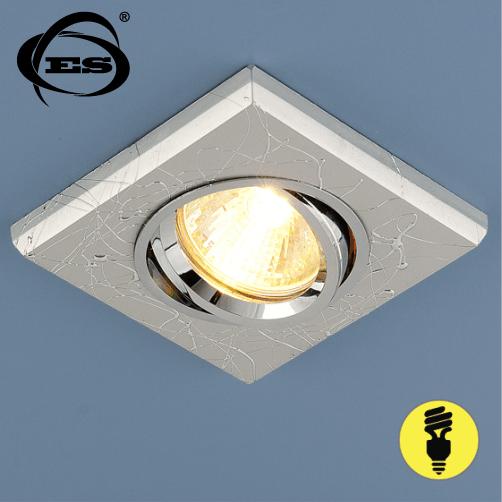 Точечный светильник Elektrostandard 2080 MR16 SL серебро