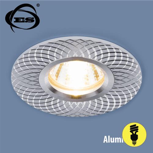 Алюминиевый точечный светильник Elektrostandard 2006 MR16 WH белый