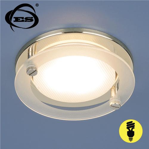 Точечный светильник Elektrostandard 1068 GX53 GD золото