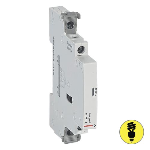 Вспомогательный контакт Legrand CX3 для контакторов 40А и 63А