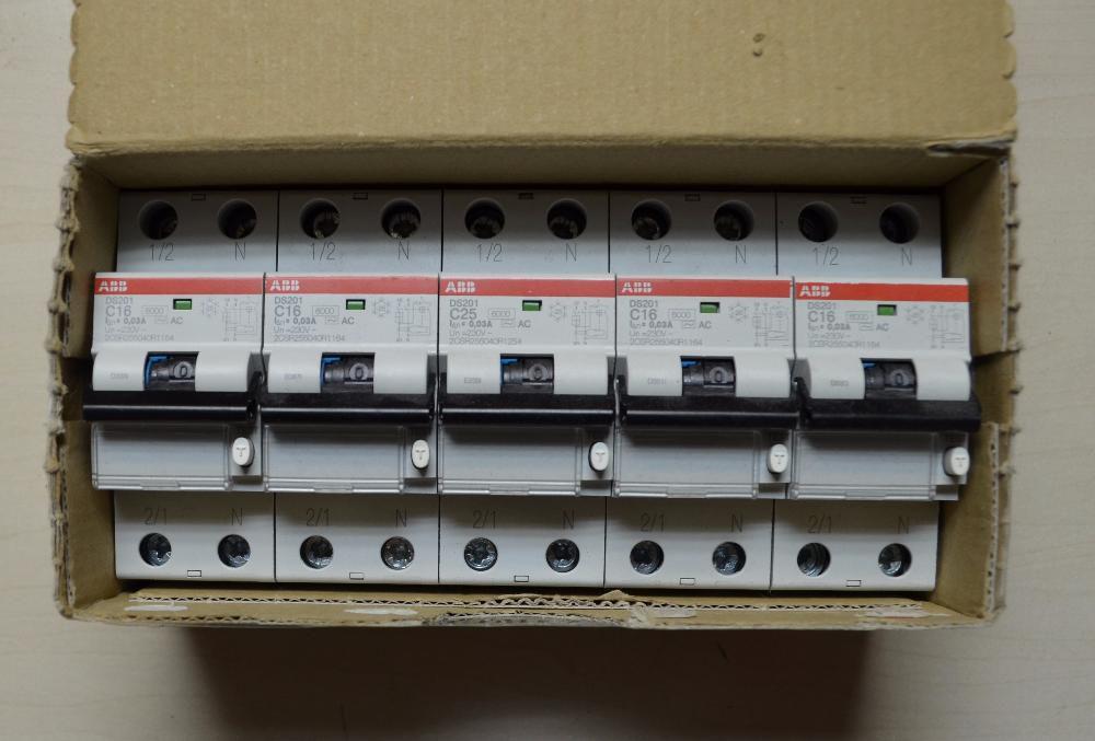 Дифференциальные автоматы АВВ DS201 - на шаг впереди!