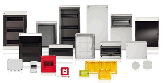 Электрические щиты, шкафы, боксы для защиты модульного оборудования