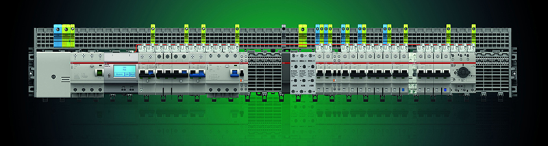 Дифференциальные автоматы ABB DS 204 — два устройства в одном