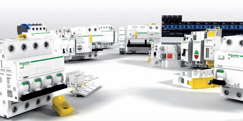 Дифференциальные автоматы Schneider Electric — гарантия надежности