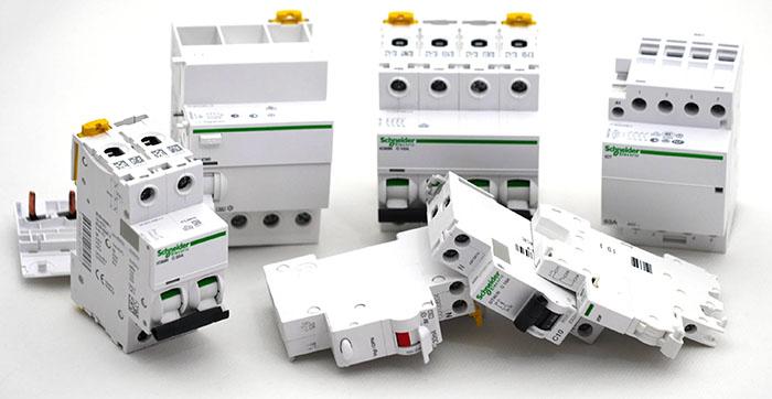 Автоматические выключатели Schneider Electric 2 полюса. Предназначение