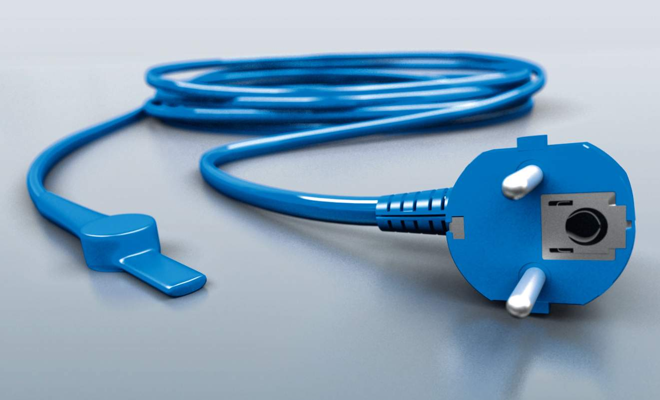 Нагревательный кабель Hemstedt FS для защиты труб от замерзания