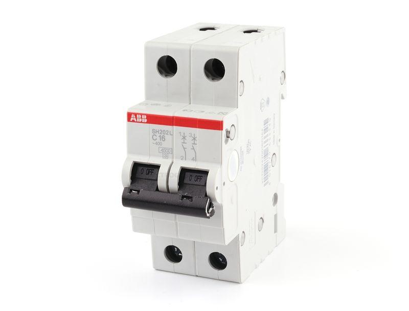 Автоматические выключатели ABB SH202 6-63A