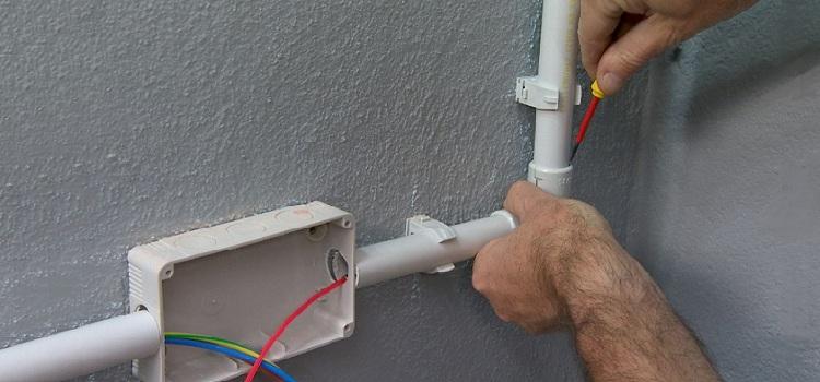 Трубы ПВХ для прокладки электропроводки