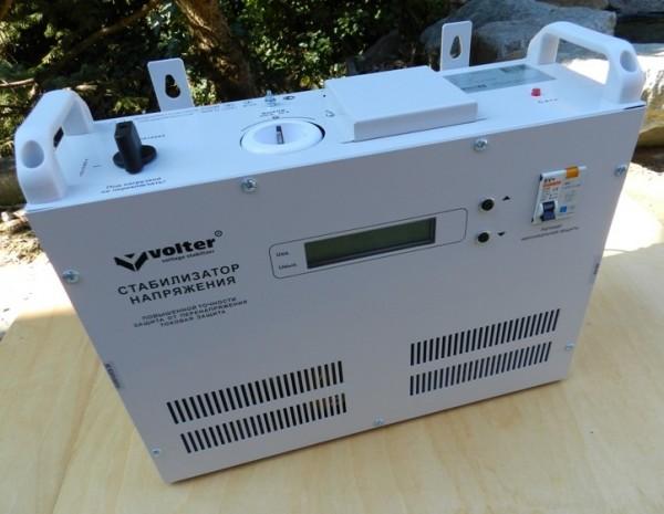 Стабилизаторы Volter (СНПТО): преимущества