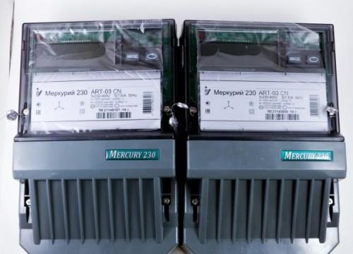 Электросчетчик Меркурий 230: описание и особенности конструкции