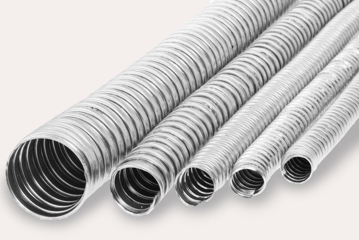 Металлорукав РЗ: преимущества использования и особенности конструкции