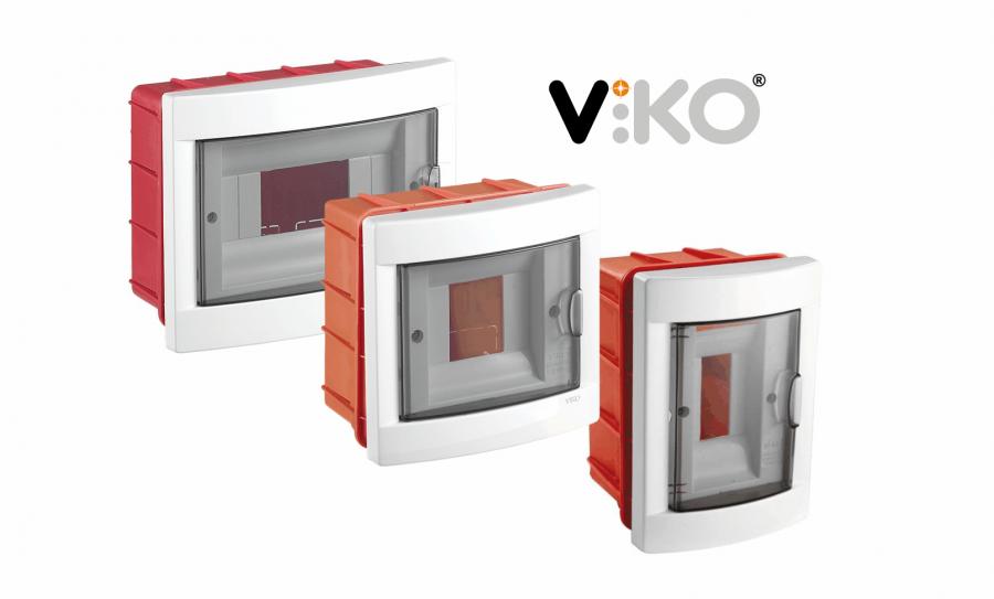 Пластиковые боксы VIKO