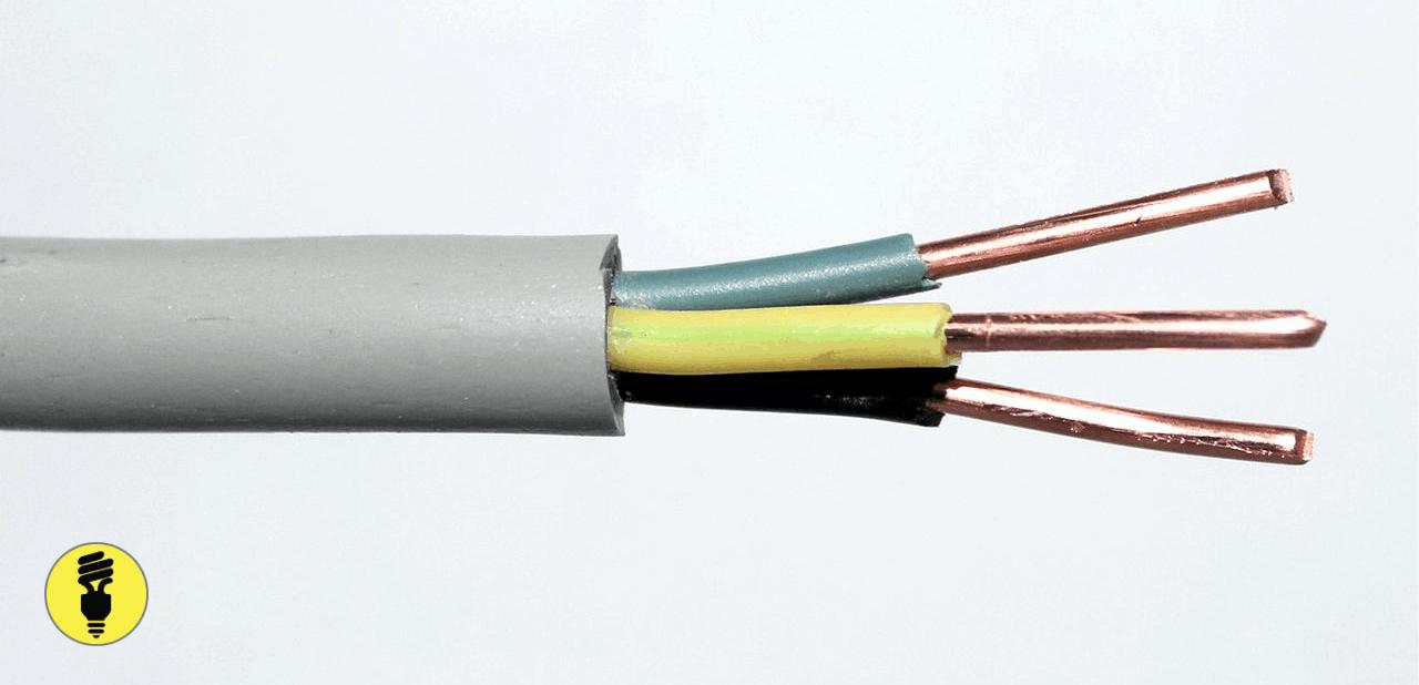 Описание и характеристики кабеля NYM