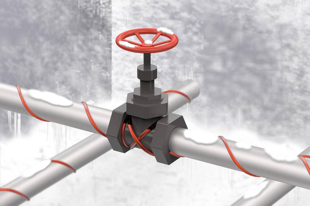 Саморегулирующийся нагревательный кабель: применение и конструкция