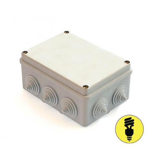 Коробка распаячная 240х195 о/п IP55