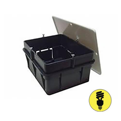 Коробка распаечная 265х182х73 с/п