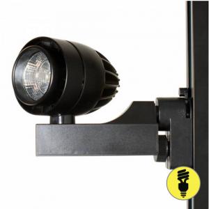 Трековый светодиодный светильник DLP10 10W 4500K BK