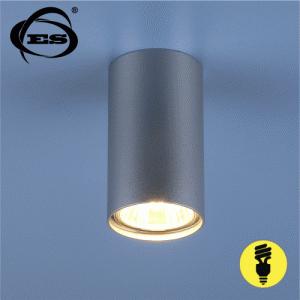Накладной точечный светильник Elektrostandard 5257 (1081) SL серебро