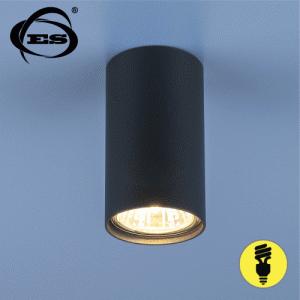 Накладной точечный светильник Elektrostandard 5256 (1081) GR графит
