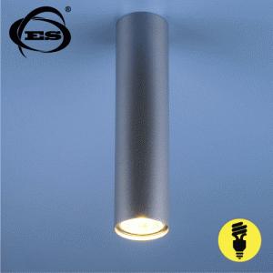 Накладной точечный светильник Elektrostandard 5465 SL серебро Nowodvorski