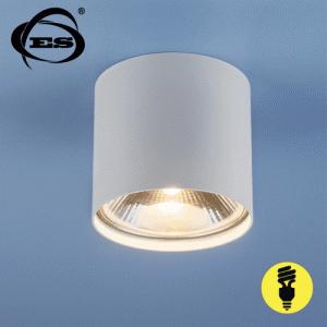 Накладной точечный светильник Elektrostandard 6872 WH белый Nowodvorski