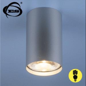 Накладной точечный светильник Elektrostandard 6877 SL серебро Nowodvorski