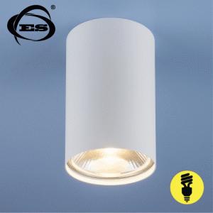 Накладной точечный светильник Elektrostandard 6873 WH белый Nowodvorski