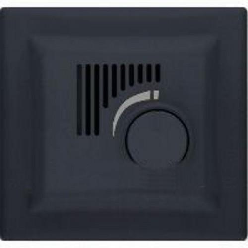 Термостат с режимом охлаждения, Графит, серия Sedna, Schneider Electric
