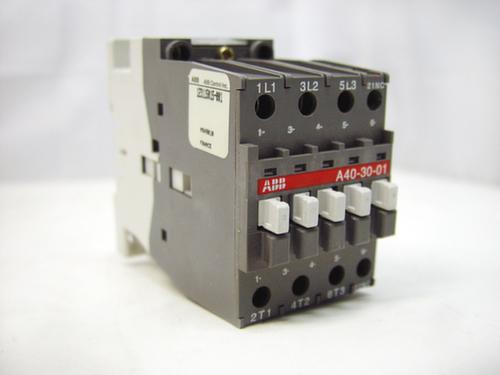 Промышленные и модульные контакторы ABB
