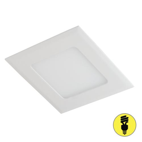 Светильник светодиодный Светкомплект DL-05 LED 5W белый квадрат