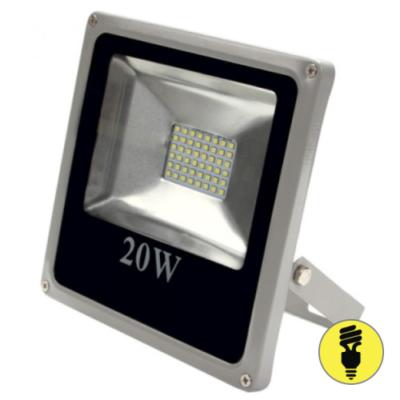Светодиодный прожектор SMD LR 20 Вт, 6500к