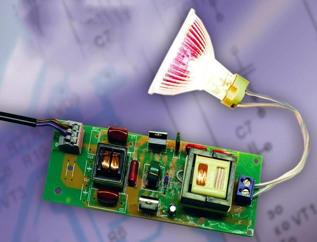 Трансформатор для галогенных ламп