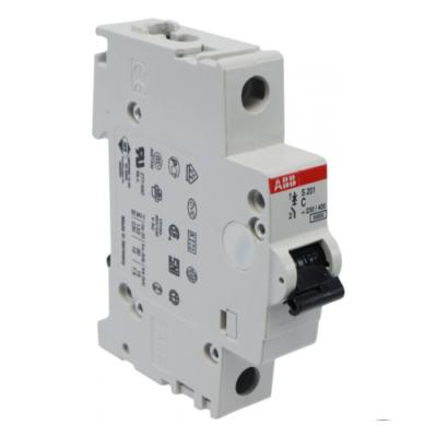 Автоматические выключатели ABB S201 1-63A