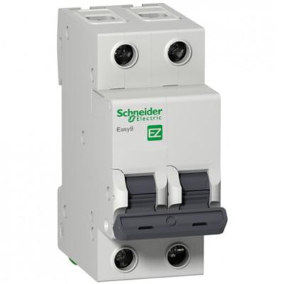 Автоматические выключатели Schneider Electric 2 полюса