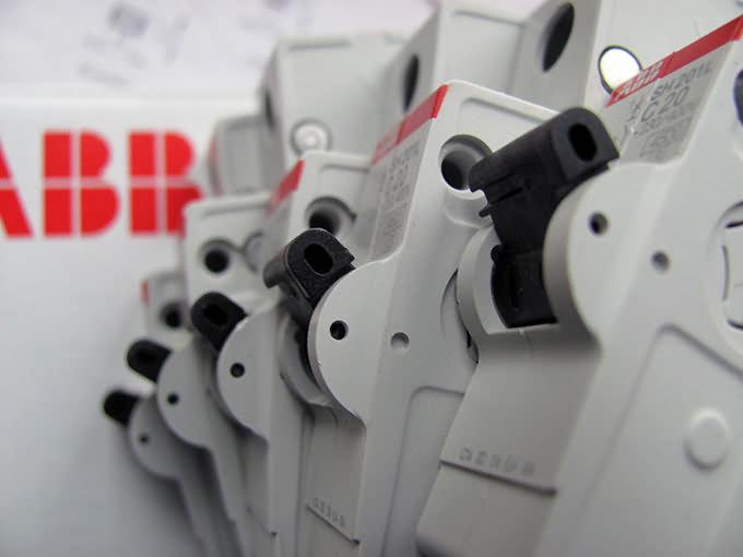 ABB серии S200. Автоматические выключатели ABB S202 6-63А