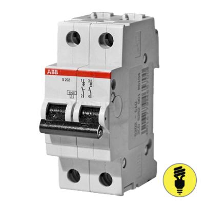 Автоматический выключатель ABB S202